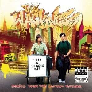 The Wackness: Music From The Motion Picture album cover