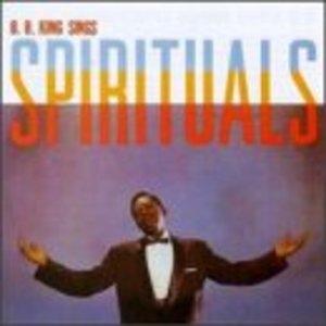 Sings Spirituals album cover
