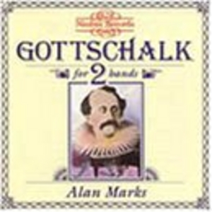 Gottschalk: Piano Music For 2 Hands album cover