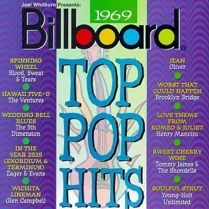 Billboard Top Pop Hits: 1969 album cover