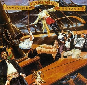 Fantastic Voyage album cover