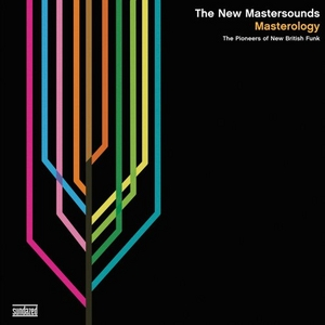 Masterology: The Pioneers of New British Funk album cover