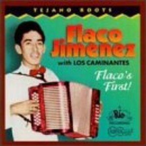 Flaco's First album cover
