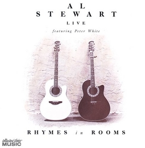Rhymes In Rooms (Live) album cover