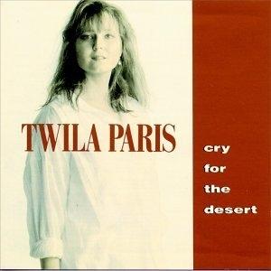 Cry For The Desert album cover