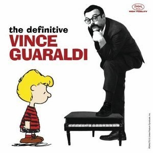 The Definitive Vince Guaraldi album cover