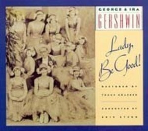 Lady, Be Good! (1992 Studio Cast Recording) album cover