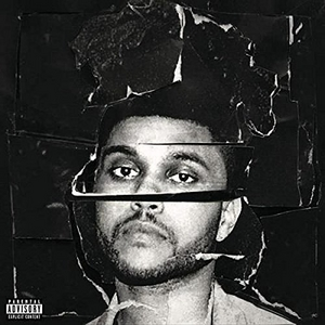 Beauty Behind The Madness album cover