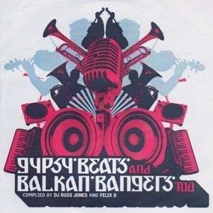 Vol.2 Gypsy Beats & Balkan Bangers album cover