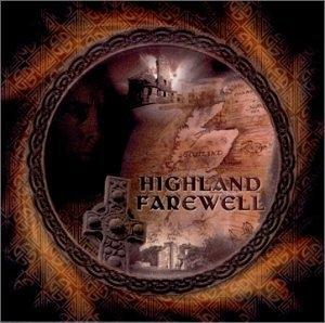 Highland Farewell album cover