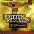 Britten-Messiaen-Choral W... album cover