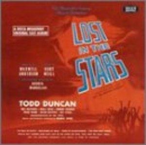 Lost In The Stars (1949 Original Broadway Cast) album cover