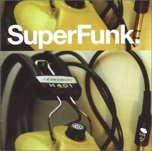 SuperFunk album cover