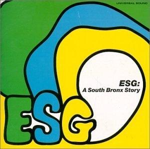 A South Bronx Story album cover