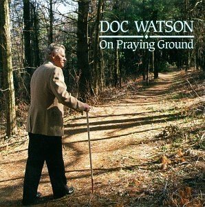 On Praying Ground album cover