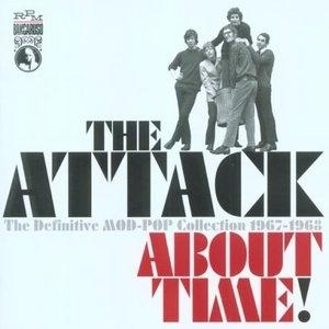 About Time! Definitive Mod-Pop Collection 1966-68 album cover