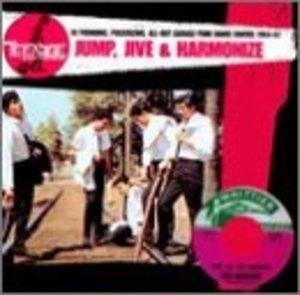 Teenage Shutdown: Jump, Jive & Harmonize album cover
