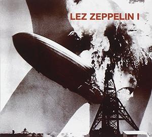 Lez Zeppelin I album cover