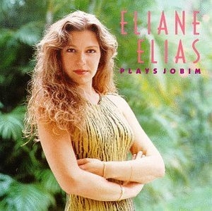 Eliane Elias Plays Jobim album cover