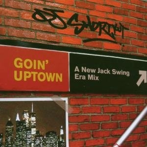 Goin' Uptown: A New Jack Swing Era Mix album cover