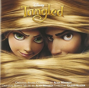 Tangled (An Original Walt Disney Records Soundtrack) album cover