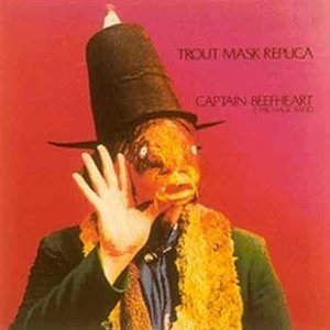 Trout Mask Replica album cover