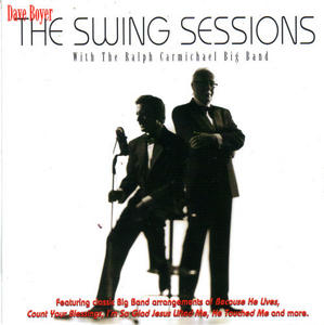 The Swing Sessions album cover