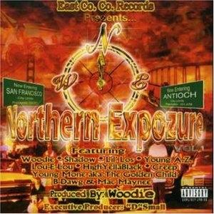 Northern Expozure album cover