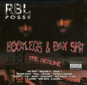 Bootlegs & Bay Shit: The Resume album cover