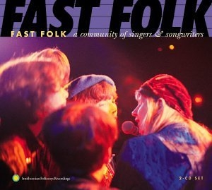 Fast Folk: A Community Of Singers & Songwriters album cover