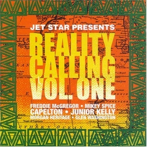 Reality Calling Volume 1 album cover