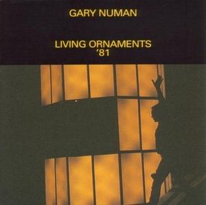 Living Ornaments '81 album cover