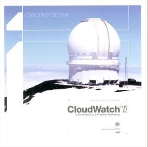 Cloudwatch: A Soundtrack To A Freeform Gathering Vol. 2 album cover