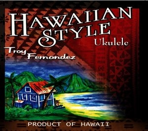 Hawaiian Style Ukulele album cover