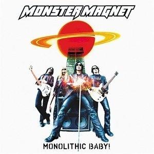 Monolithic Baby! album cover