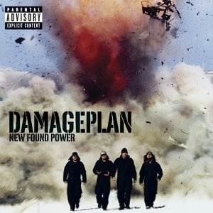 New Found Power album cover