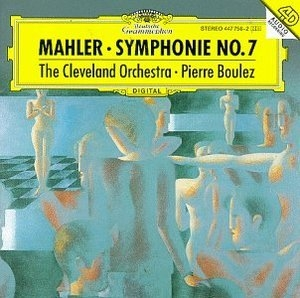 Mahler-Symphonie No7 album cover