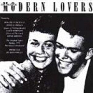 The Original Modern Lovers album cover