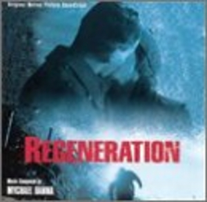 Regeneration (Original Motion Picture Soundtrack) album cover