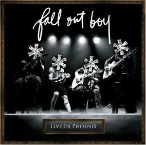 Live In Phoenix album cover