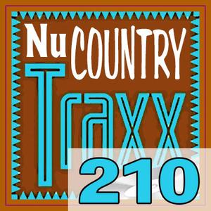 ERG Music: Nu Country Traxx, Vol. 210 (October 2016) album cover