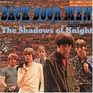 Back Door Men (Exp) album cover