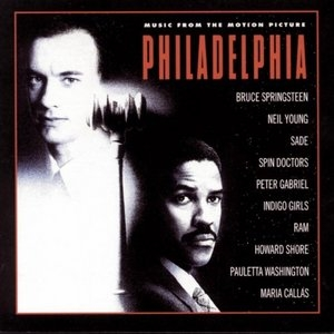 Philadelphia: Music From The Motion Picture album cover