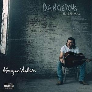 Dangerous: The Double Album album cover