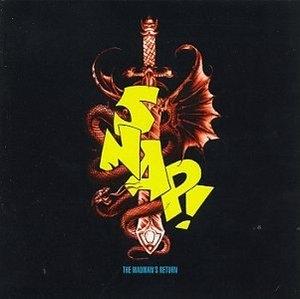 The Madman's Return album cover