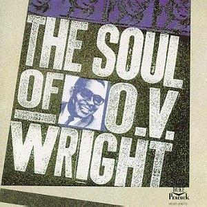 The Soul Of OV Wright album cover