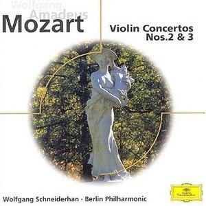 Violin Concertos Nos. 2 & 3 album cover