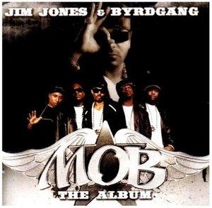 M.O.B.: The Album album cover