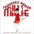 Thoroughly Modern Millie ... album cover