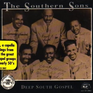 Deep South Gospel album cover